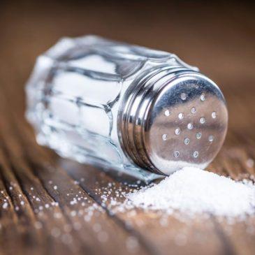 Bálványunk, a só