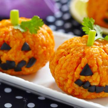 Haláli receptek Halloween-re