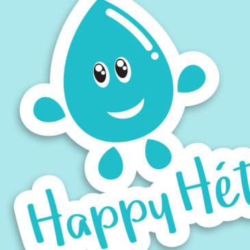 Április 16-ig várjuk a HAPPY-hét résztvevőinek pályázatait és kérdőíveit