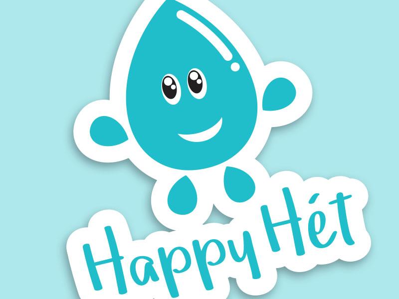 happy hét
