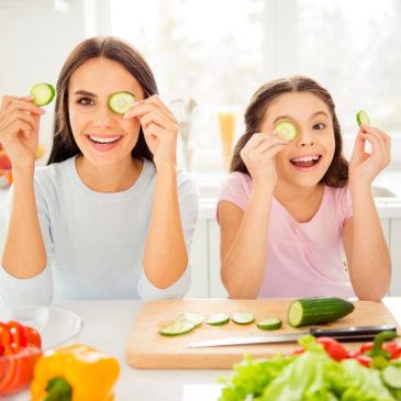 Étkezési tanácsok, cukorbeteg gyerekek szüleinek