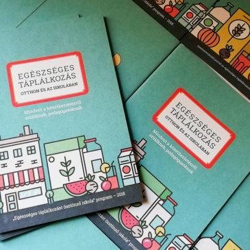 Szülőknek és pedagógusoknak szóló kiadvány készült az iskolai közétkeztetésről