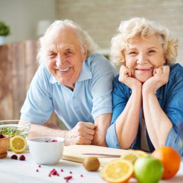 Tápanyagok 60 éves kor felett: mire van szükségünk és mit kerüljük?