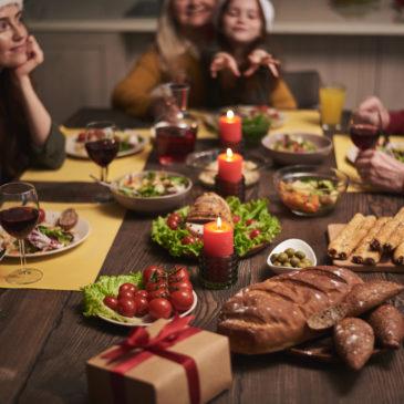 Tudatos táplálkozással könnyebb az ünnep