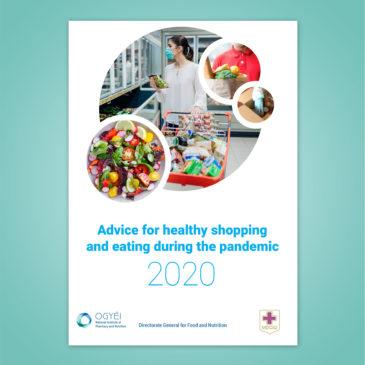 Az OGYÉI dietetikusainak karanténétrend-javaslatai az Európai Dietetikus Szövetség weboldalán is elérhetők