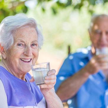 A folyadékpótlás speciális szempontjai, idős korban