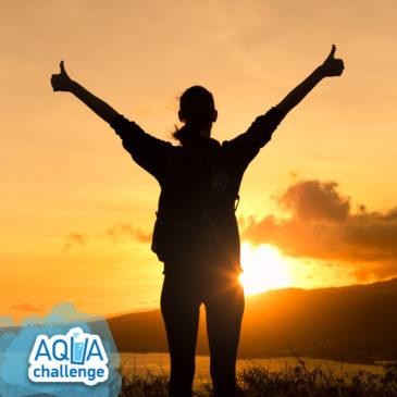 Fogytak és kevésbé fáradékonyak 30 nap vízivás után az Aqua Challenge teljesítői