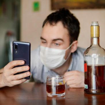 Kerüljük az alkoholfogyasztást! – táplálkozási tanácsok járvány idejére