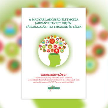 Magyar tanulmánykötet jelent meg a koronavírus-járvány, életmódra gyakorolt hatásairól