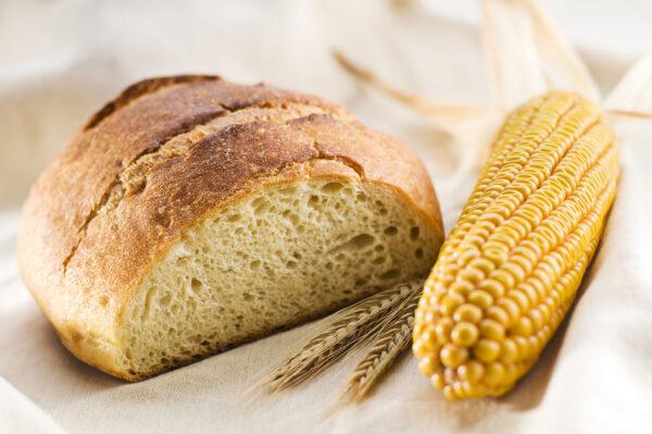 Kukoricalisztes gluténmentes kenyér